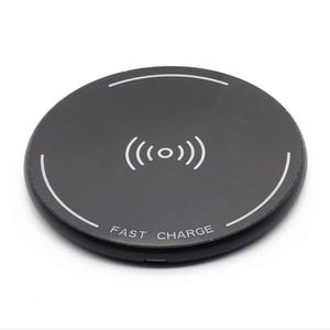 Cargador inalámbrico de alta velocidad ST10 Qi 12W para teléfono móvil