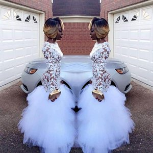 Mermaid Wedding Dresses Sexy Beach Bohemian Lace Sheath 2019 Backless Holiday Country Boho Bridal Wedding Gown Long Sleeve See Through