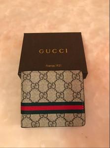2020 Livraison gratuite mode en gros de dames de portefeuille Multicolor de haute qualité Porte-Monnaie Card Case originale Boîte classique Femme Sac Zip UF7Z