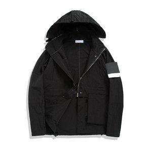 Yeni ilkbahar ve sonbahar kişiselleştirilmiş ceket fonksiyonu rüzgarlık moda marka ceket gonng CP topstoney KORSAN ŞİRKET 2020konng