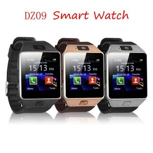 Dz09 Bluetooth Smart Watches DZ09 Smart Watches Android Smartwatches With Sedentary Reminder Answer Call SIM Intelligent Mobile Phone Watch