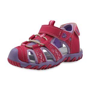 Apakowa 신사복 스포츠 비치 샌들 컷 아웃 여름 키즈 신발 유아 샌들 닫기 토 프트 여자 샌들 아동 신발 EU 21-32 Y18110304