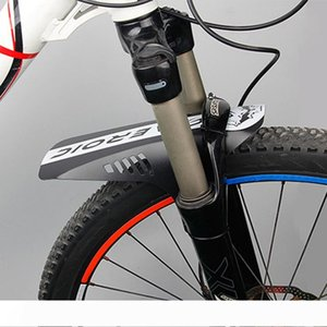 Bicycle Accessories 2pcs Mtb Road Bike Mud Flaps Cycling Bicycle Wings Front Bicycle Mudguard For Mountain Bike Fenders
