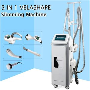 Überschall- Betriebssystem Infrarot Velashape Vakuumwalze Massage Presoterapia abnehmen Maschine vela Form LPG abnehmen Maschine