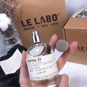 Le Labo Нейтральные духи для женщины мужчина 100мл сантал 33 Bergamote 22 Розы 31 Noir 29 Long Brand парфюмированной Lasting отдушек корабля