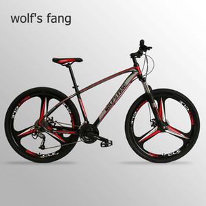 Mountain Bike Croc vélo en aluminium Wolf alliage 27 Vitesse 29 pouces Vélos de route bmx vtt neige plage vélo Fat vélos New Man