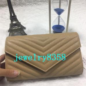 Femmes de luxe de sacs à main Purse V Flap chaîne sac à bandoulière Sac Caviar de haute qualité en cuir véritable sac à main matelassés embrayage sac fourre-tout