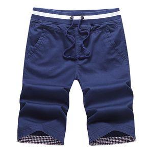 Htlb Brand New Men's Summer Fashion Casual Bermuda Beach Board Shorts 2019 Summer Pure Cotton Denim Masculina Shorts Men MX190718