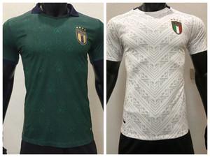 2020 2021 Itália versão Jogador de Futebol INSIGNE BELOTTI JORGINHO PELLEGRINI Verratti euro casa longe terceira camisa do Jogador 20 21 de futebol