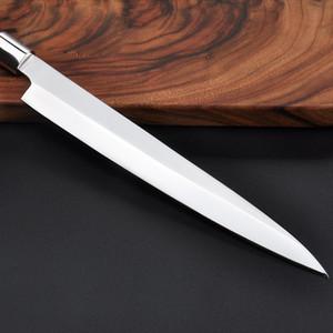 Utral afiada Sushi faca, 240 milímetros Yanagiba Faca japonesa Sushi Sashimi Facas Wenge madeira Handle