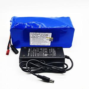 Liitokala 36V 8Ah Battery Pack 500W PowerCapacité 42V 18650 Lithium Ebike Voiture électrique Vélo électrique Scooter avec BMS