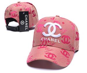 chanel Top broderie luxe Designer Caps Mens Baseball designer Marque Chapeaux Broderie Hommes Femmes Marque Designer Casual Cap populaire chapeau de couple