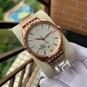 Super 105 2813 automatische mechanische Bewegung Uhren 316 Feinstahlgehäuse (mit Kuhhaut Uhrenarmbands angepasst werden) Designer-Uhren 7427086