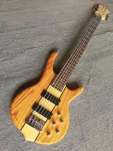 Пользовательские оптовые 5 струнные электрогитары бас, цвета, логотипы и формы могут быть настроены. Сделать гитару, основанную на ваших фотографиях.
