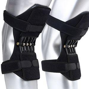Колено Поддержка Power Joint Поддержка Наколенники Мощный отскок Spring Force Профессиональный защитный спортивный коврик
