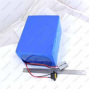 batteria al litio 72V 72v 30Ah batteria elettrica motore pacco 72v 30Ah Li-ione per bici elettrica 3000w motore caricatore + 84V 3A