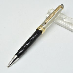 Luxurys 163 MB Pen Einzigartiges W Textur Silber Metall schreiben Kugelschreiber Kugelschreiber Schule Büro stationär MB Seriennummer Geschenk Stift