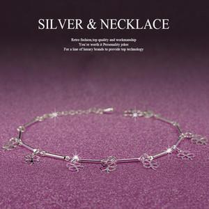 Braccialetti di fascino cuore Braccialetti Bangles Braccialetti a catena di fascino Bella 925 Bracciali in argento sterling 925