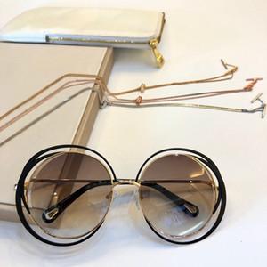 Lunettes de soleil de luxe 155 pour les femmes designer de mode populaire style rétro protection UV cadre de la lentille de qualité supérieure gratuit avec forfait