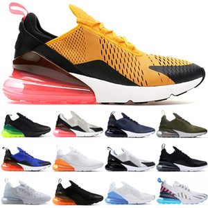 Nike Air max 270 2019 Best Quality CNY Be True Champion designer francese Scarpe Throwback Black White Racer Blue University Gold Uomo Donna Sneakers