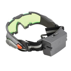 Night Vision Goggles Green Tinted Lens LED Lights for Outdoor Game Prop Gift NYZ Shop
