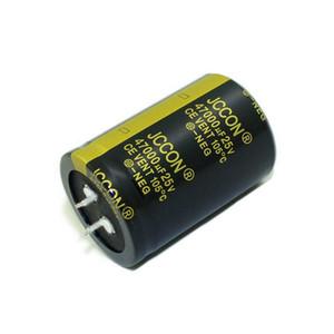 JCCON horn aluminum electrolytic capacitor 25v47000uf volume 35*50 Inverter power