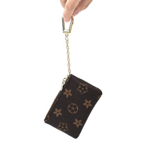Hot Brand classic fashion printing Clutch Wild card Coin Purse Female Mini zipper Small bag Money Clips