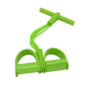 Fitness Equipment quatro patas Pedal Extrator Pedal Yoga Extrator Abdominal Dispositivo beleza cintura corpo Equipamentos de Fitness - Verde