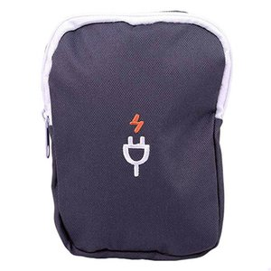 Hot Waterproof Travel Storage Bag Electronics USB Charger Case Data Cable Organizer Cable Organizer Bag #T2