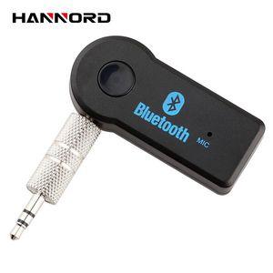 Stereo 3.5 Blutooth senza fili per l'adattatore della ricevente di musica dell'automobile Bluetooth Audio Aux 3,5 millimetri per cuffie A2DP per Reciever Jack Vivavoce