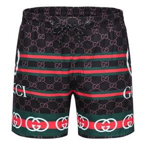 Pantalones para hombre del traje de baño Junta Shorts Pantalones cortos para hombre de la marca del diseñador verano de la playa pantalones cortos de lujo del traje de baño de secado rápido