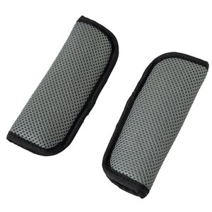 1 paire enfant Sécurité décorative Dragonne Pad voiture épaule Protect Facile Utile Installer Styling souple pour poussette bébé ceinture Seat Cover
