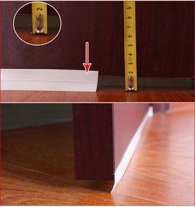 1 Meter 25mm 35mm 45mm Schiebedichtungsstreifen Für Tür Dichtungszug Stopper Rahmenlose Fenster Schiebetür Dichtungen Silikongummi