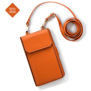Multi-function phone case shoulder bag Messenger bag zipper wallet cell phone case with 10 card slots cash slots for under 6.5inchs