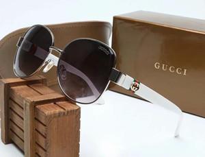 marque desinger suglasses femmes nuances miroir mode des lunettes de soleil Lunettes de soleil plage Lunettes de protection UV E24
