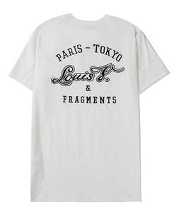 2020 alta dos homens da qualidade Designer T Shirt Mulheres Marca Camiseta letra impressa T para Lady Verão pulôver de manga curta Camisas Casual 2032708Q