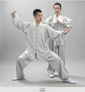 NEW Unisex ушу Одежда Единоборства Поддельный кунг-фу костюм Мужчины Tai Chi Uniform Тайцзицюань костюм Wing Chun ушу Производительность одежды