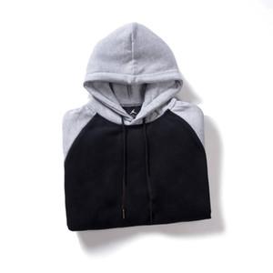 coole Typen Designer für Männer Hoody Marke Pullover Männer Baumwollmischung Mens Qualität Art und Weise Hoodies der Männer über Sport Anzug B101507T ziehen