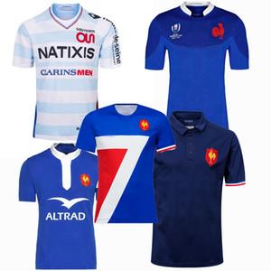 2018 2019 2020 2021 Francia de rugby camisetas del equipo nacional de rugby jersey liga 19 20 21 Camisas de futbol