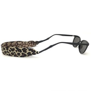 Elastic printed Sports Fitness Protective with glasses rope sports fitness protection glasses anti-fall