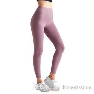 htsport yihanstore Eshtanga Kadınlar Yoga tozluk süper kalite H Katı Stretch Skinny Pantolon Boyut