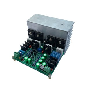AIYIMA 200 W Güç Amplifikatörü Ses Kurulu WY2963 WK5688 Mono Ses Amplifikatör Hifi Amp Hoparlör Ev Sineması DIY