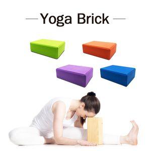 corps brique yoga véritable haute densité de 200 grammes sport exercice de mousse fitness gymnastique étirement aide mise en forme santé formation costume de fitness