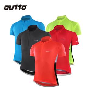 2020 남자 사이클 유니폼 짧은 소매 자전거 셔츠 MTB 자전거 Jeresy 사이클링 의류 착용