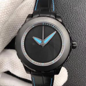 46MM UNIQUE رجل WATCH LIMITED EDITION كرونو CHRONOGRAPH ساعة اليد V.01 7750 AUTOMATIC argentique OCULUS VALBRAY EL1 MAGIC COOL TNK