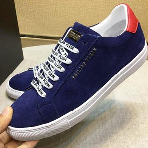 2020PHILIPPPLEINPPNew Mens Shoes Casual Breathable Flats Fashion Shoes Male Footwears with Original Box On Sale Zapatos