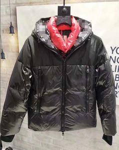 wholesale Designer Coat Down Winter Jacket Hooded Down Jacket Thick For men Windbreaker Outerwear Jacket Hoodie Men's Down & Parkas