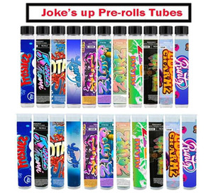 1 grammo di preroll pre-roll Joke tocca Runtz pre-roll Tubi Tubo di vetro Jokesup fortunato Charmz dankwoods pre rotoli