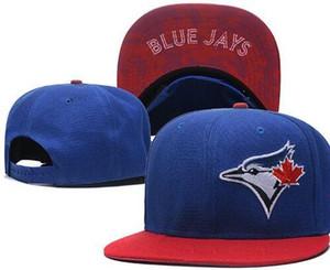 2019 Blue Jays cap hat Men snapbacks Cool Women Sport Adjustable Caps Hats All Team snapbacks Accept Drop ship 00