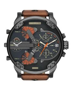 Askeri montres TOP kaliteli spor yeni reloj 55mm büyük kadran dizelleri mens DZ7332 DZ7315 dz7331 dz izlemek saatler